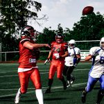 Leonberg Alligators vs Ravensburg Razorbacks 2019